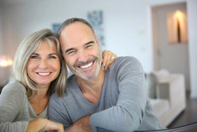 Older Couple | Dental Bridges Southlake TX
