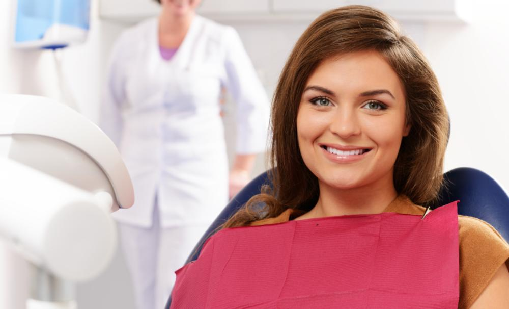 Woman at Dentist | Dentist in Grapevine TX